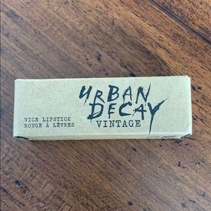 Urban Decay Vice Lipstick (never opened)